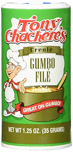 Tony Chachere's Creole Gumbo File' - 1.25 oz