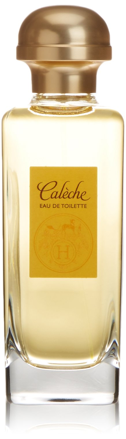 Caleche By Hermes For Women. Eau De Toilette Spray 3.3 Oz.