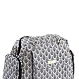 JuJuBe Be Pumped Insulated Breast Pump Bag, Legacy