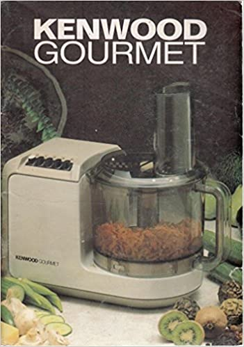 Kenwood gourmet food processor instruction recipe book models kenwood gourmet food processor instruction recipe book models a532 a534 amazon books forumfinder Gallery