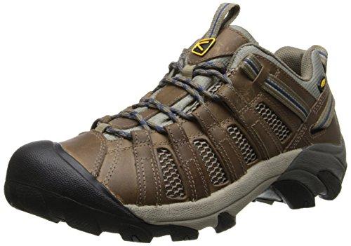 Hiking Brindle Men's Keen Blue Shoes VOYAGEUR Ensign qwTFH16