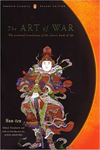 The Art Of War: The Essential Translation Of The Classic Book Of Life (Penguin Classics Deluxe Edition) by Amazon