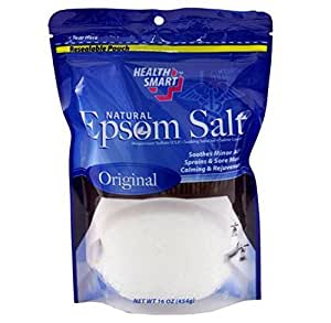 Natural Epsom Salt (Original) 16oz