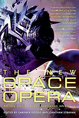book cover of The New Space Opera