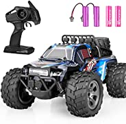 Remote Control Car, ZIPOUTE RC Car 2.4GHZ High Speed Fast RC Racing Car Toys, Off Road Radio Control Cars for