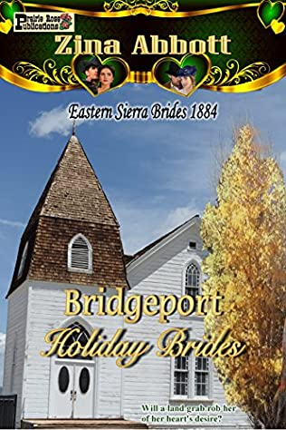book cover of Bridgeport Holiday Brides