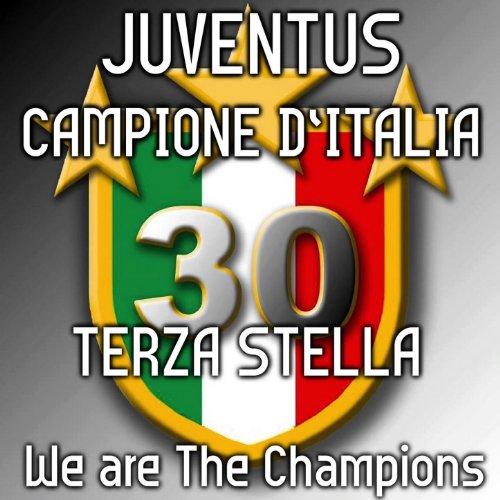 Amazon.com: Juventus campione d'italia terza stella: High School Music
