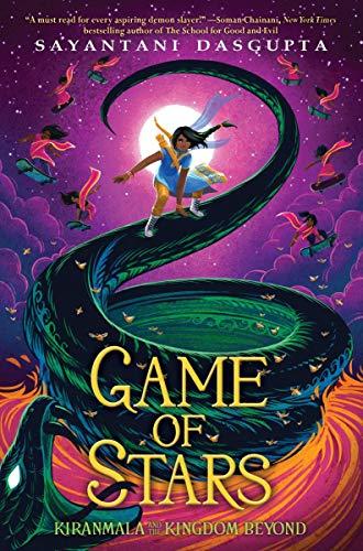 Game of Stars (Kiranmala and the Kingdom Beyond #2)