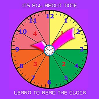 Its all about time: Learn to read the clock (English Edition) eBook: Dixit, Trita: Amazon.es: Tienda Kindle