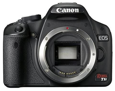 Canon EOS Rebel T1i 15.1 MP CMOS Digital SLR Camera with 3-Inch LCD (Body Only) (Digital Rebel Body)