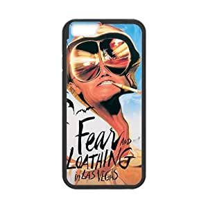 Custom Phone Case for iPhone 6 4.7 Inch Fear and Loathing in Las Vegas Laser Print by runtopwell