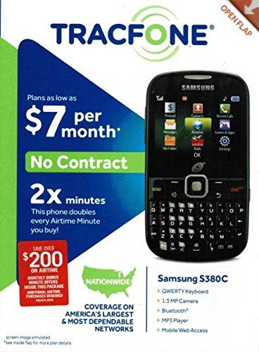 Tracfone Samsung S380C Prepaid Phone (Samsung S380c compare prices)