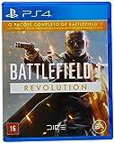 Participe da grande comunidade do Battlefield 1 e viva o alvorecer de uma guerra absoluta. Battlefield 1 Revolution lhe permite entrar no meio da Primeira Guerra Mundial em um sistema de batalhas multiplayer e descobrir um mundo bélico em uma campanh...