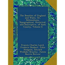The Beauties of England and Wales, Or, Delineations, Topographical, Historical, and Descriptive, of Each County, Volume 6