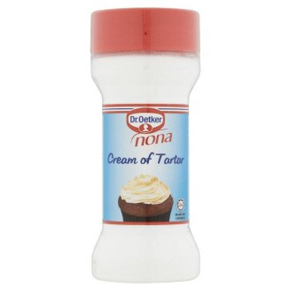 Nona Cream of Tartar 75g (628MART) (9 Count)