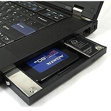 Nimitz 2nd HDD SSD Hard Drive Caddy for Lenovo Thinkpad T420 T430 T510 T520 T530 W510 W520 W530