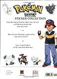 Pokemon: Diamond  &  Pearl Sticker Collection (Pokemon (DK Publishing))