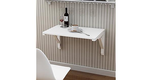 Amazon.com: SoBuy Mesa plegable mesa de comedor computadora ...