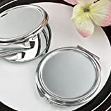 125 Perfectly Plain Collection Silver Metal Mirror