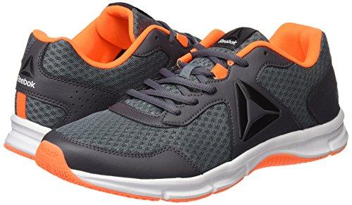 Hommes D'astrode Noir gris Sur Orange Cendr Sauvage Course Poudre Reebok Chaussures Sentier Pour Bd5778 De Gris 7awTA0qf
