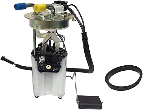 w// Sending Unit Fuel Pump For 2002-2004 Chevrolet Trailblazer EXT Gas Eng