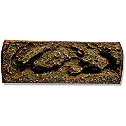 T-Rex Rock Ridge Terrarium Background, Brown