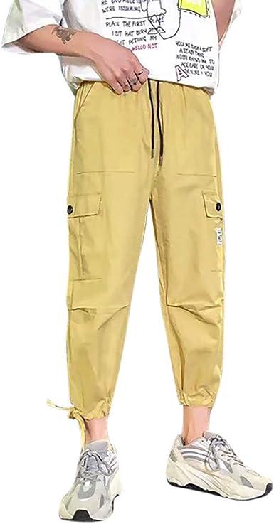 Pantalones De Hombre Vaqueros con Bolsillos Pantalones Hombre ...