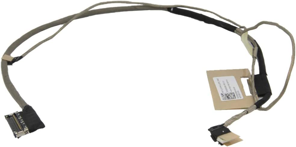 MMOBIEL LCD Display LVDS Video LED Screen Flex Cable Adapter Display Flex Compatible with Lenovo Flex 4-1470 1480 1570 80SB 4-1580 80VE Yoga 510-15ISK