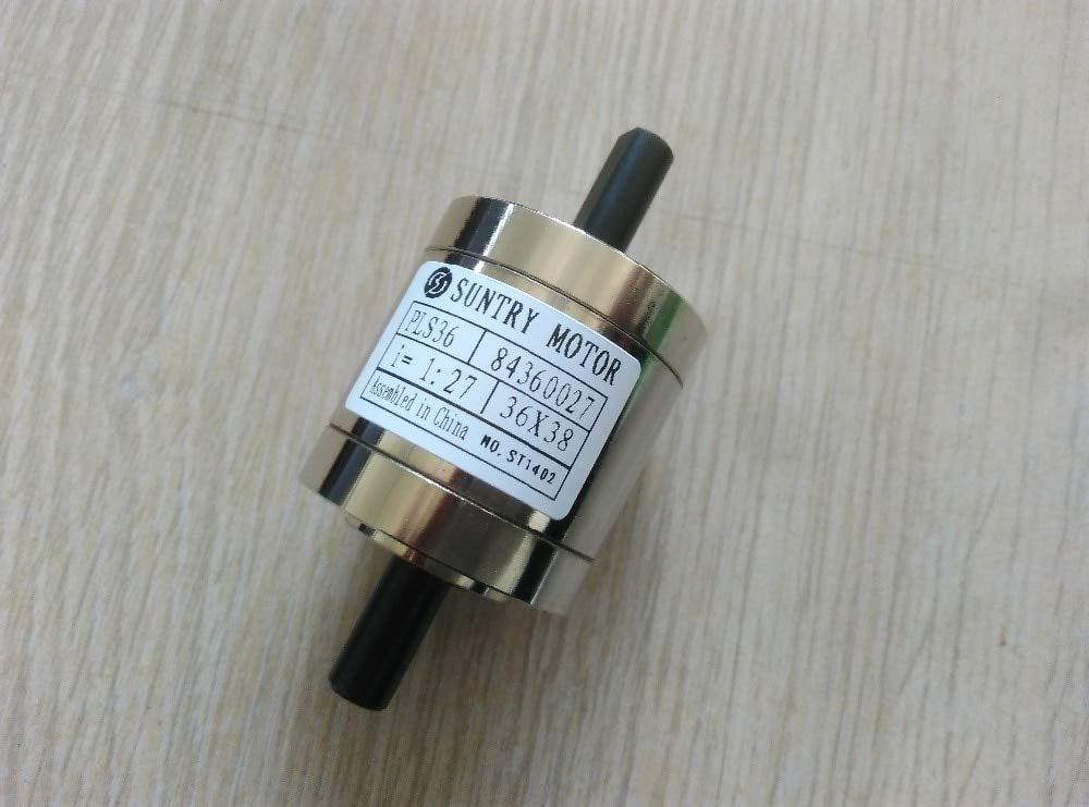 Ochoos 3.71:1 Double Planetary Shaft Speed-up Double Shaft Planet Gearbox PLS36 is Also Used as Speed Reducer