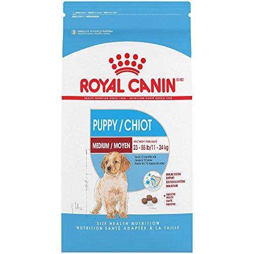 Royal Canin HEALTH NUTRITION MEDIUM Puppy dry dog food, 30-Pound