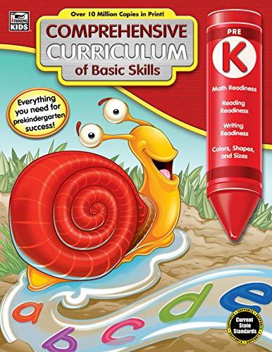 - Comprehensive Curriculum of Basic Skills, Grade PK
