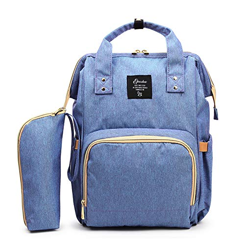 LIKESIDE Mummy Bag Shoulder Multi-function Large Capacity Mother And Baby Bag from LIKESIDE_bags
