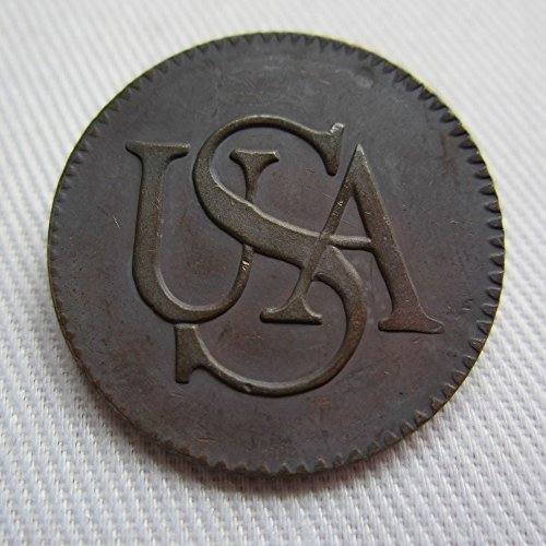 1785 US Bar Coppers Coins Copy