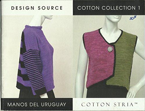 Cotton Collection 1 (Design Source): Manos del Uruguay, Cotton Stria