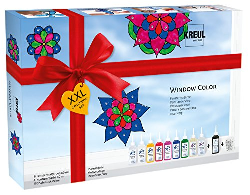 Hobby Line 42849 - Window Color Glas Design Set XXL
