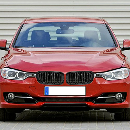 Bmwfort Package Includes: Euro Front Upper Kidney Grille Grill For BMW 1998-2001 E46