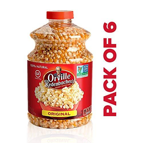 6 Pack Orville Redenbacher's Gourmet Popcorn Now $23.37 (Was $34.74)