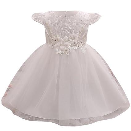 Vestido de niña de flores Vestido de dama de honor de la fiesta del vestido de
