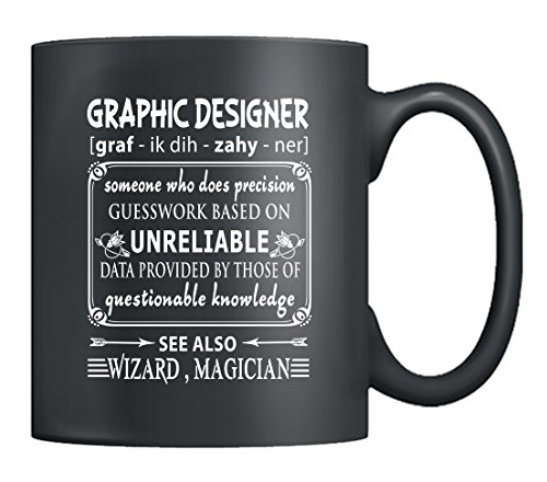 Graphic Designer Definition Mug
