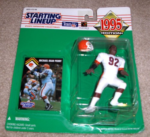 (Starting Lineup 1995 Michael Dean Perry NFL )