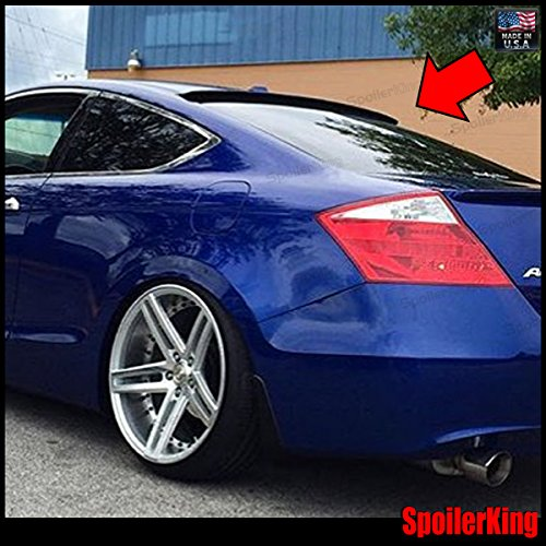 Spoiler King Roof Spoiler (284R) Compatible with Honda Accord 2dr 2008-2012 (Accord Coupe Roof Spoiler)