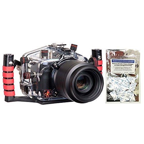 Ikelite Canon 5D Mark II Housing w/FREE Moisture Munchers