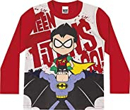 Camiseta Kely Kety Meninos, Tomato, 10