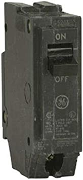 Connecticut Electric THQL1120 Circuit Breaker 20 amp Black