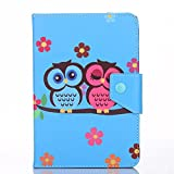 """Universal 10 inch Tablet Cover,Acer 10.1 inch Tablet Case,Universal Leather Stand Case Folio Cover Magic Leather Case for 10"""" 10 Inch Android Tablet(Dragon Touch X10 10.6 inch Tablet/Lenovo Tab 2 A10-70F Tablet/10.1"""" Fusion5 104 GPS Tablet/neoCore B1 10.1 inch Tablet /10.1"""" INCH Quad Core Tablet/Lenovo Tab 2 A10 10 inch Tablet) Protective Cover Case"""