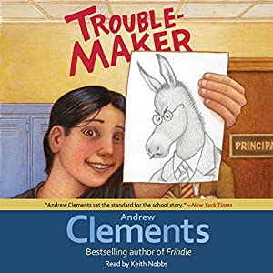 Troublemaker Audiobook