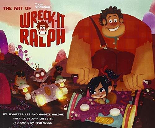 - The Art of Wreck-It Ralph (The Art of Disney)