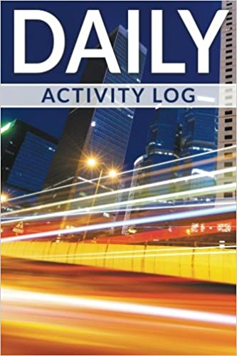 buy daily activity log book online at low prices in india daily