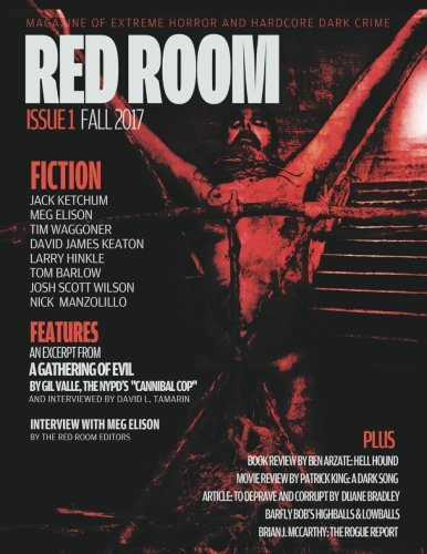 Book cover from Red Room Issue 1: Magazine of Extreme Horror and Hardcore Dark Crime (Red Room Magazine)by Jack Ketchum