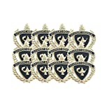 1 Inch Student Council Lapel Pin - Package of 12, Poly Bagged
